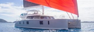 74ft luxury sailing catamaran